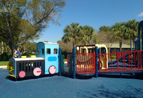 John Prince Playground, Lake Worth, Palm Beach FL