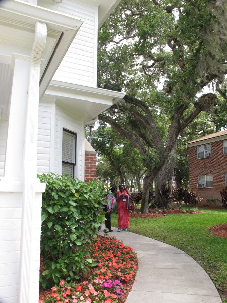 Mary Bethune House, Daytona Beach, Orlando FL
