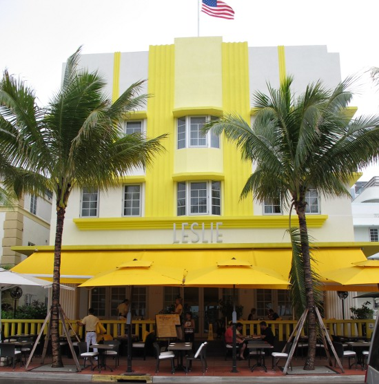 Art Deco Walking Tour, South Beach, Miami FL