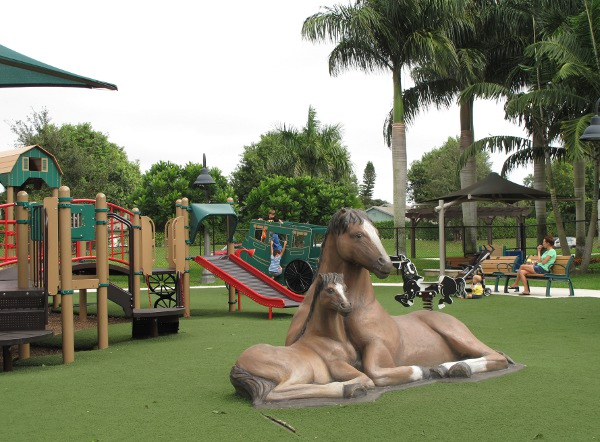 Scott's Place Playground, Wellington, Palm Beach FL
