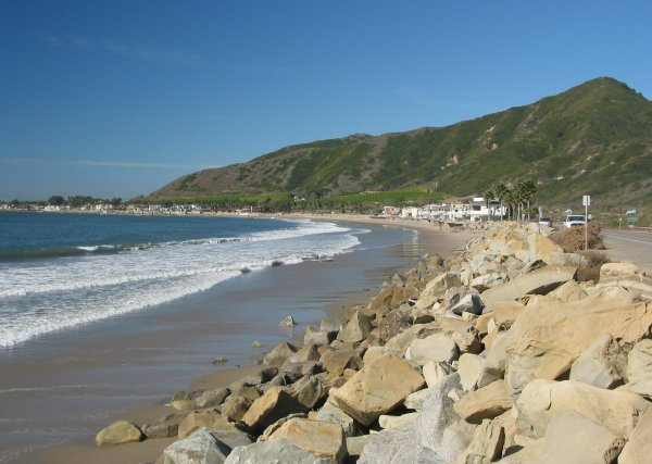 Point Faria Beach, Ventura California