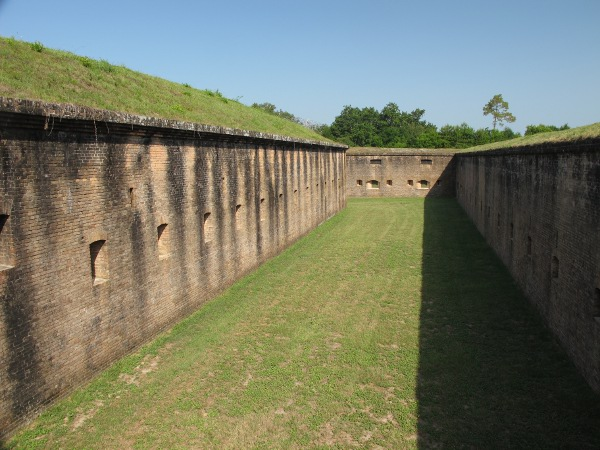 Fort Barrancas, Pensacola, North Florida FL