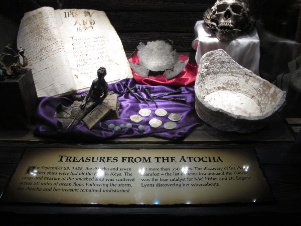 St. Augustine Pirate and Treasure Museum, North Florida FL