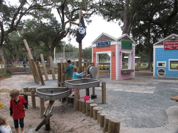 Pirate Playground, Fernandina Beach FL, North Florida FL