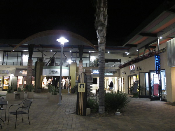 Cardiff Towne Center, San Diego California