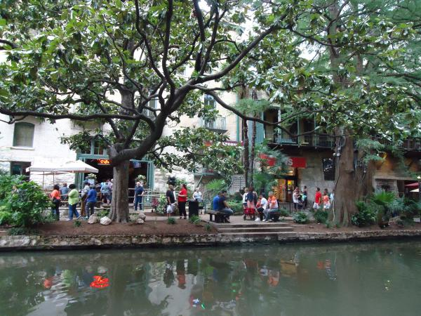 San Antonio River Walk, Texas TX
