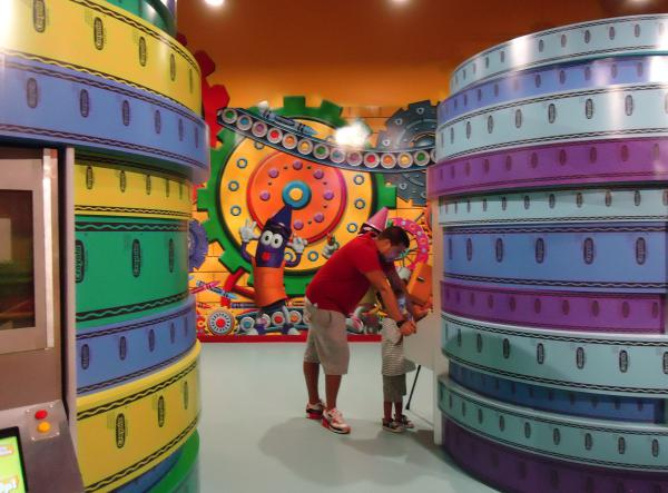 Crayola Experience, The Florida Mall, Orlando FL