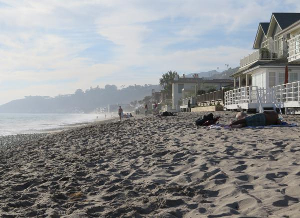 Carbon Beach, Malibu, Los Angeles California