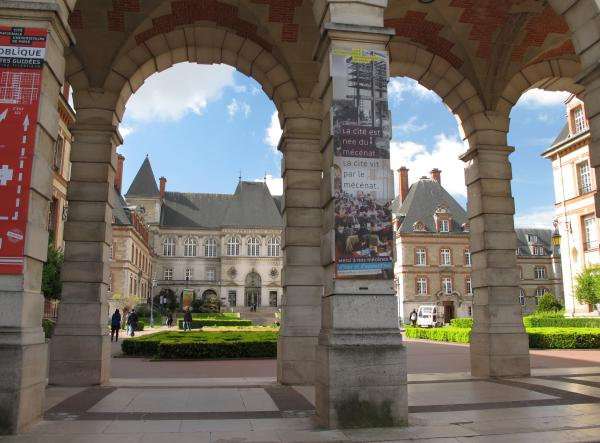 Cite Universitaire, Paris