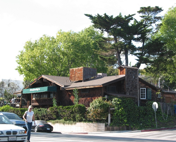 Coast Village, Montecito, Santa Barbara California