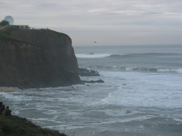 Mavericks Big Wave Surf Spot!, San Francisco California