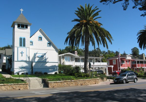 Summerland Town, Santa Barbara California