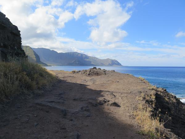 Ka'ena Point, Makaha, Oahu Hawaii