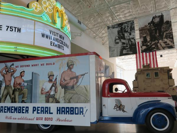 US Navy Seabee Museum, Port Hueneme, Ventura California