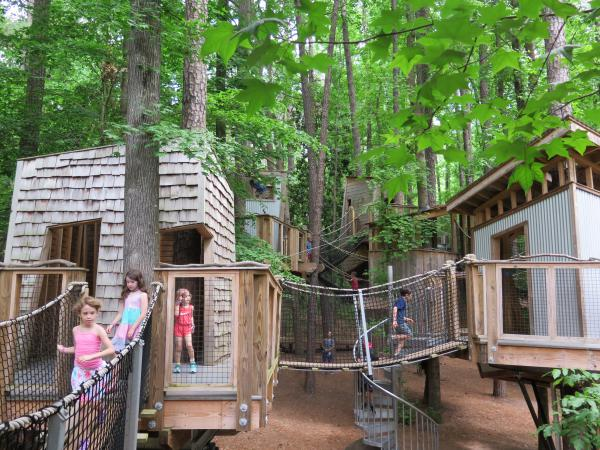 Museum of Life and Science, Durham, North Carolina NC