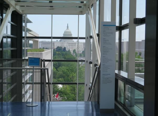 Newseum (journalism museum), Washington DC DC