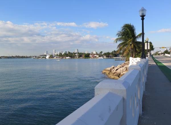 Venetian Bridges and Islands, Miami Beach, Miami FL