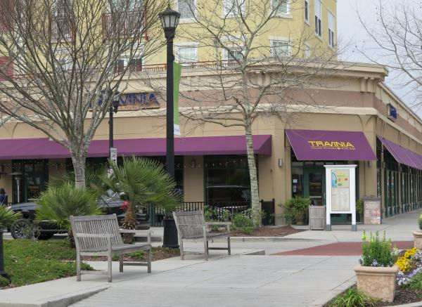 Market Common outdoor mall, Myrtle Beach, South Carolina NC