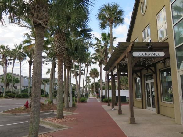 Neptune Beach town, Jacksonville , North Florida FL