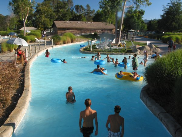 Lake Casitas Water Park, Ventura California