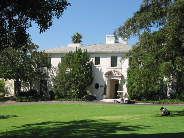 Westmont College, Santa Barbara California