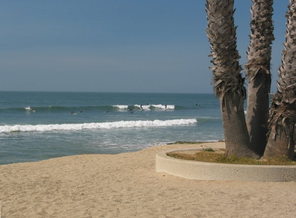 Surfer's Point (C Street Surfbreak), Ventura California