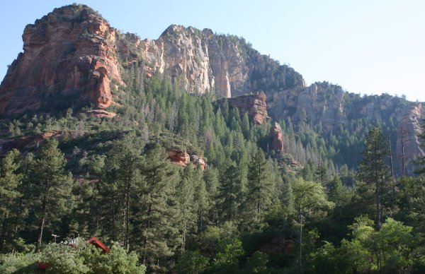 Oak Creek Canyon Drive, Sedona, Arizona