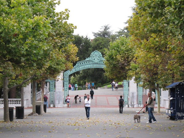 University of California Berkeley, San Francisco California