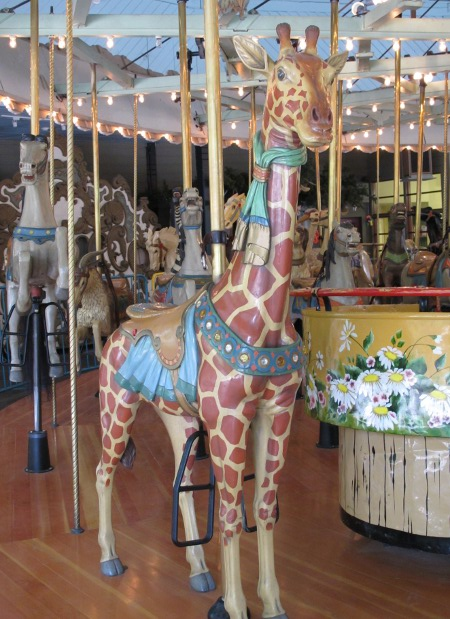 Carousel, Tilden Park, Berkeley, San Francisco California