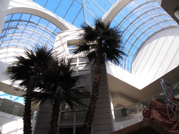 Pacific View Mall, Ventura California