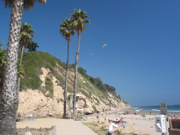 Hendry's Beach, Santa Barbara California