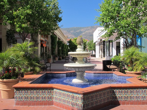 La Cumbre Mall, Santa Barbara California
