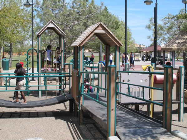 Domenic Massari Park, Palmdale, Los Angeles California