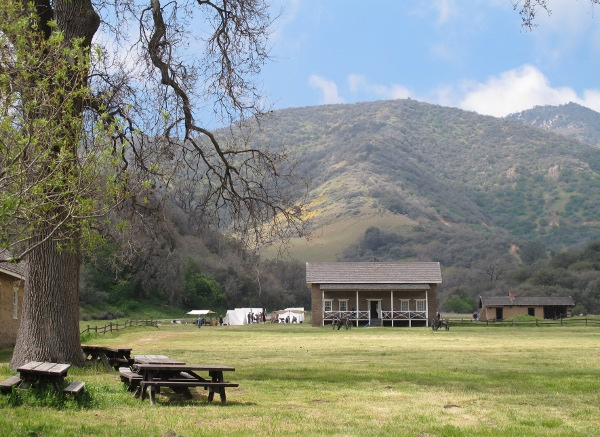 Fort Tejon, Lebec, Los Angeles California