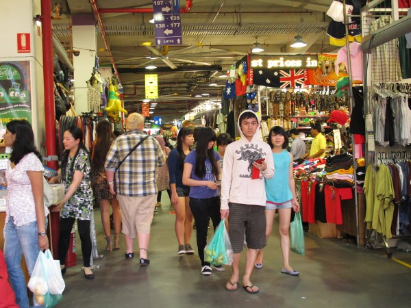Paddy's Markets, Chinatown, Sydney NSW