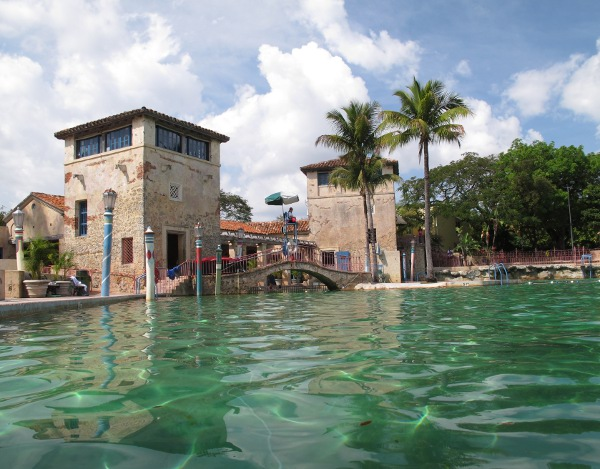 Venetian Pool, Coral Gables, Miami FL