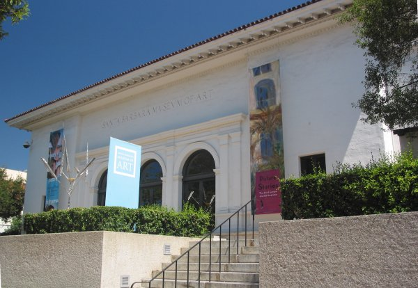 Santa Barbara Museum of Art, Santa Barbara California