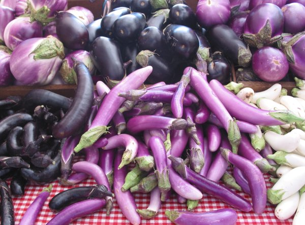 Farmers Market, Santa Barbara California