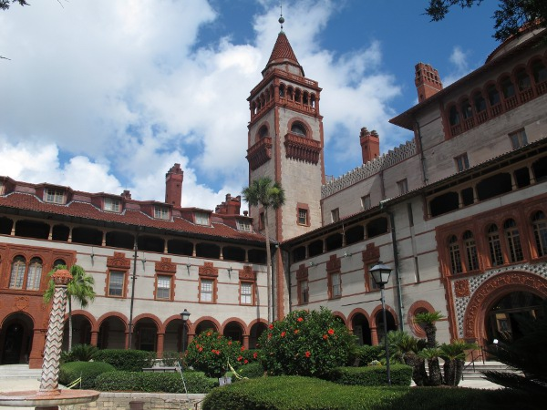 Flagler College, St. Augustine, North Florida FL